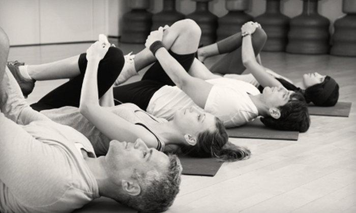 Movement Journeys - Lyndhurst: 5, 10, or 20 Dance, Fitness, and Yoga Classes at Movement Journeys (Up to 74% Off)