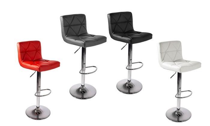 tabourets de bar moni groupon. Black Bedroom Furniture Sets. Home Design Ideas