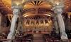Colònia Güell - Cripta Gaudí - Colònia Güell - Cripta Gaudí: Visita a la Colònia Güell para 2, 4, 6 u 8 personas desde 12,95 €