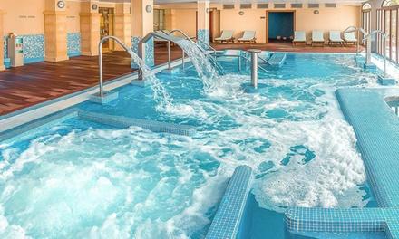 Acceso de 90 minutos al circuito spa con 45 minutos de gimnasio para 2 por 39,90 € en Salux Thalasso Spa SH Villa Gadea
