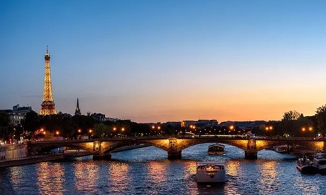 París: Habitación doble, deluxe o familiar en el hotel 4* de Gramont para 2, 3 o 4 personas.