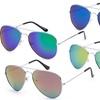 Air Force Mirror Aviator Sunglasses