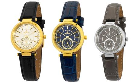 Reloj de cuarzo para mujer Burgmeister