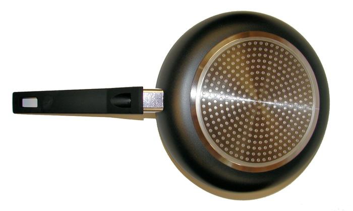 Three-Piece Induction Fry Pan Set | Groupon