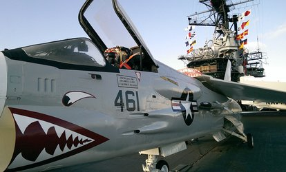 image for One Adult or Youth Admission to USS Midway Museum (Up to 30% Off)