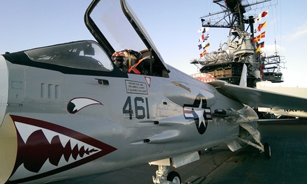 Adult or Youth Admission for One to USS Midway Museum Through December 23 (Up to 10% Off)