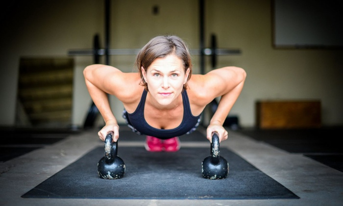 Training by Katie - Training by Katie: Three or Six 60-Minute Personal-Training Sessions at Training by Katie (Up to 78% Off)