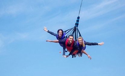 Adrenaline Zone: Two Rides at South Pier for Up to Four, Blackpool (Up to 66% Off)