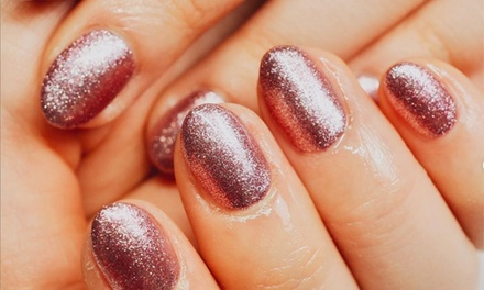 Japanese Gel Polish Manicure $25 or Pedicure $29 at M's Nail Up to $60 Value