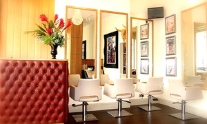 Nuyulondon- primrose hill: Haircut and Kérastase Conditioning Treatment for £24 at NuYu London, Primrose Hill
