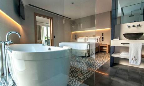 Barcelona: estancia en habitación doble o twin para 2 personas con desayuno y 1 acceso al spa en Hotel Sorli Emocions 4*