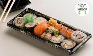 Sushi Pronto - 3 Unidades: Combinado e/ou temaki no Sushi Pronto – Asa Norte, Setor Comercial Sul ou Setor de Autarquias Sul