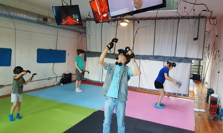 30-Minute VR Session for Two, Four, or Eight at Augmentality Labs (Up to 47% Off)