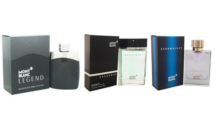 Best of Montblanc Fragrances for Men