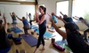 Up to 54% Off Yoga Classes at Rising Lotus Yoga
