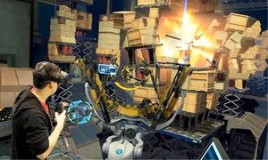 Game Quest: HTC VIVE: gra w wirtualnym świecie od 24,99 zł i więcej opcji w Game Quest przy Starym Browarze (do -42%)