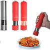 Battery-Operated Salt/Pepper Grinder Set (2-Piece)
