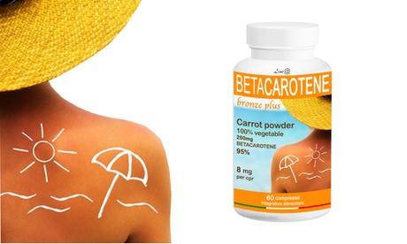 Hasta 6 meses de Betacarotene Bronze Plus de Lineadiet