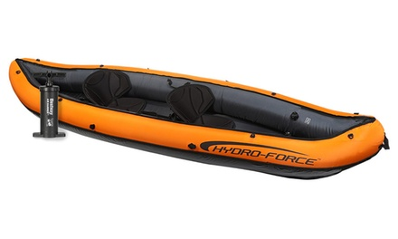 $399 for a 3.3M Inflatable Two Person HydroForce Ventura Kayak