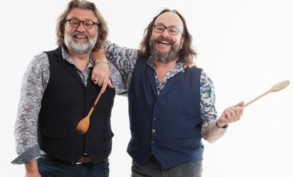 image for Three- or Six-Month Membership at Hairy Bikers Diet Club (50% Off)