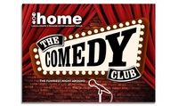Comedy Club Night, Meal and Wine at Home Lincoln