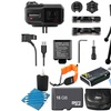 Garmin VIRB X Compact Waterproof HD Action Camera Bundle (8-Piece)