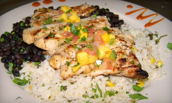 Salsa Fuego - Benbrook,Bomber Heights: Tex-Mex Dinner for Two or Four at Salsa Fuego (Half Off)