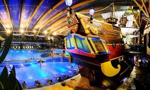 Aquapark Tatralandia: Całodzienny bilet Fun/Tropical Packet od 55,90 zł w Aquaparku Tatralandia na Słowacji (-49%)