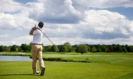 18-Hole Round of Golf with Cart for One at Morrison Lake Golf Club (Up to 52% Off). Two Options Available.