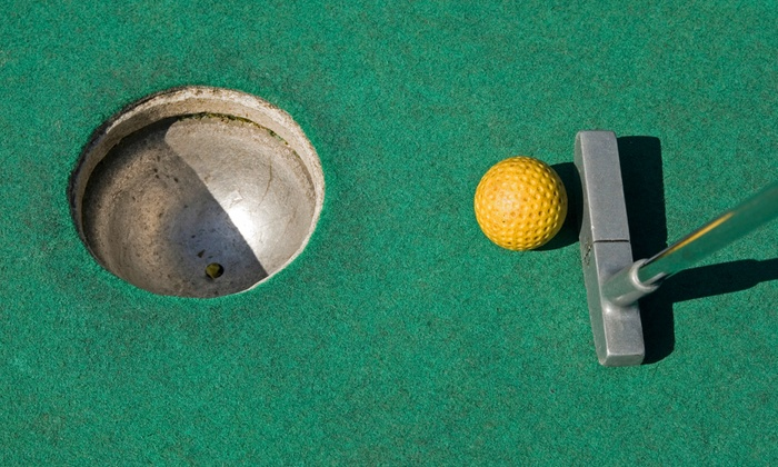 Oasis Sports Park - Matoaca: One Round of Mini Golf for Two or Four with Batting Cage Tokens at Oasis Sports Park (Up to Half Off)