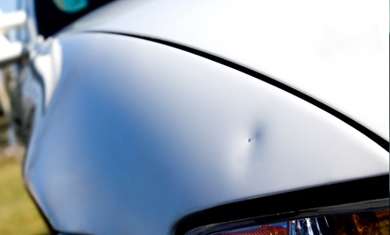 Dent Repair for One, Two, or Three Dents or $45 for $500 Toward Hail Damage Repair at Dent Nation