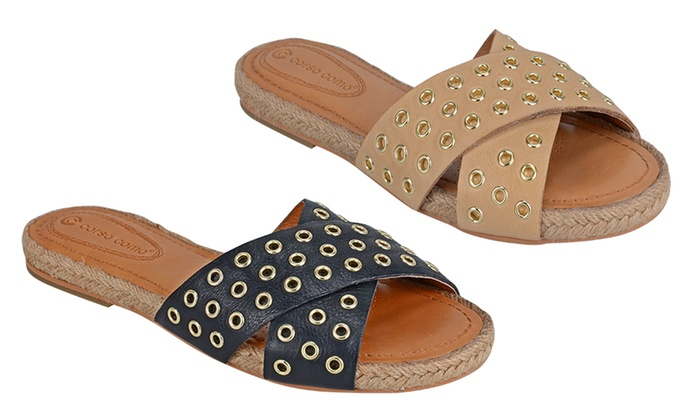 Corso Como Portor Soft Women's Slip-On Sandals