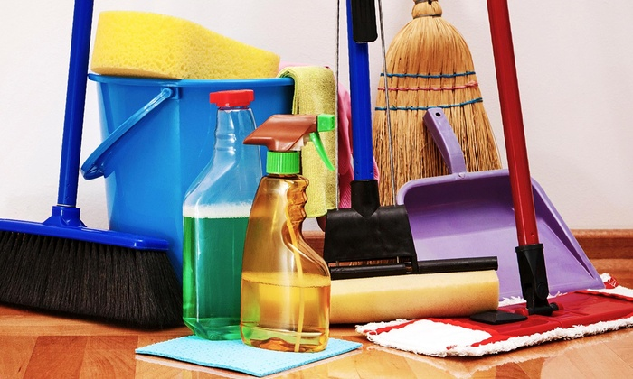 Hawks Cleaning & Services - Atlanta: Four Hours of Home Organization and Cleaning Services from Hawks Cleaning and Services (55% Off)