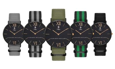 Stylische Armbanduhr in der Farbe nach Wahl inkl. Versand (67% sparen*)