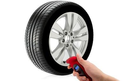 1 o 2 medidores de presión digital para neumáticos Imperii