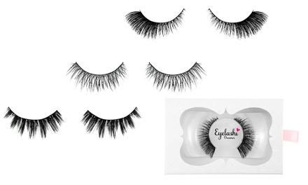 Eyelashi 100% Mink Eyelashes - Groupon Goods