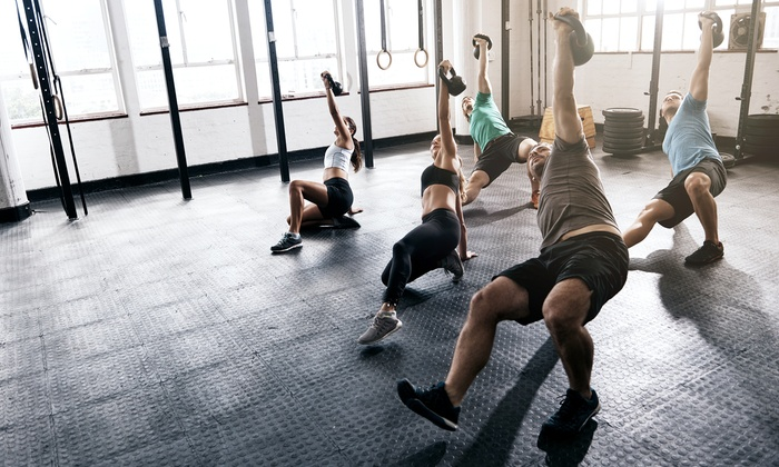 Soldier City CrossFit - St. Cloud: 10, 20, or One Month of Unlimited CrossFit Classes at Soldier City CrossFit (Up to 80% Off)