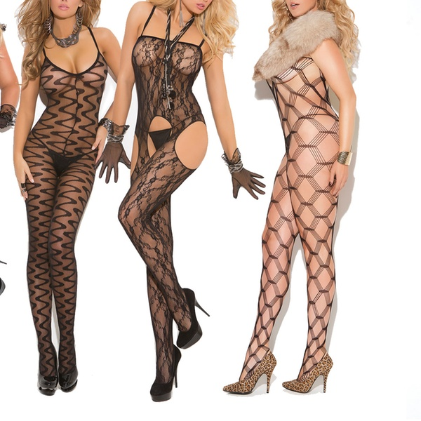 f391c224f Up To 43% Off on Elegant Moments Bodystockings