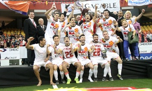 Baltimore Blast vs. Milwaukee Wave: Baltimore Blast Indoor Soccer Game on Friday, November 11, at 7:35 p.m.