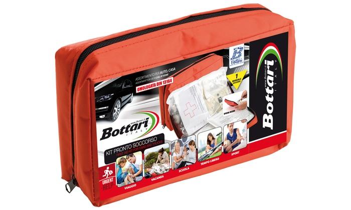 1 ou 2 kit de premier secours complet pour voiture et van dès 1490€