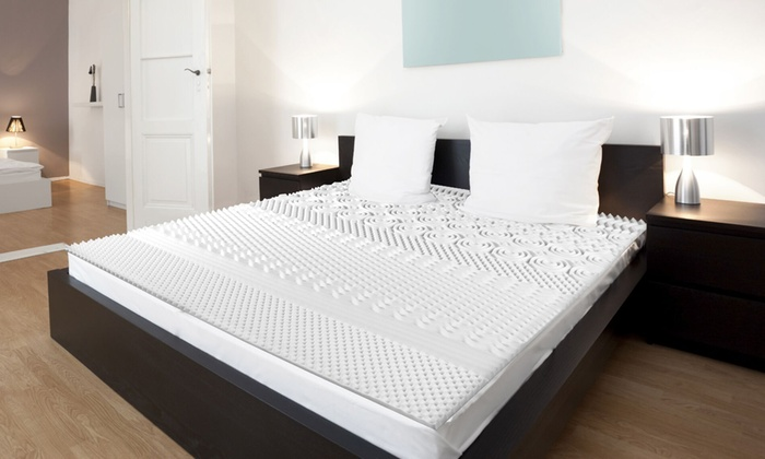 surmatelas m moire de forme cambridge groupon. Black Bedroom Furniture Sets. Home Design Ideas