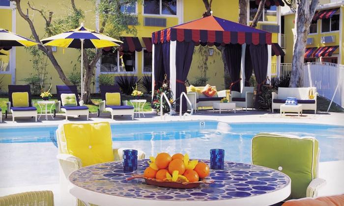 Wild Palms Hotel - Sunnyvale, CA: One-Night Stay at Wild Palms Hotel in Sunnyvale, CA