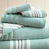 Amrapur Racer Stripe Towel Set (6-Piece)