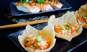 Atisuto: AED 100, 150 or 300 Toward Food and Drink at Atisuto (Up to 45% Off)