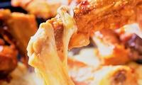 お店の人気メニューが集結。とろとろチーズに肉汁がたまらない≪チーズカルビ×サムギョプサル贅沢コース+1ドリンク / 1名分 or 2名分...