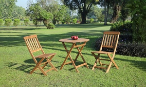 Sumner Cafe Patio Set (3-Piece)