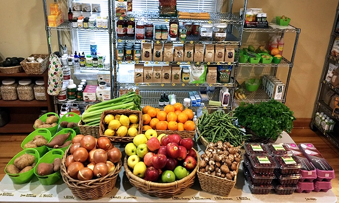 Anner's Pantry - Downtown: $79 for a Two-Year Grocery Co-op Membership and Membership Bag from Anner's Pantry ($140 Value)