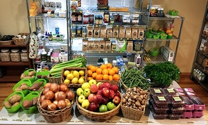 Anner's Pantry: $70 for a Two-Year Grocery Co-op Membership and Membership Bag from Anner's Pantry ($140 Value)