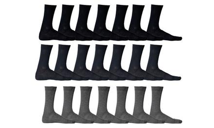Seven Pairs of Men's Socks for £4.99