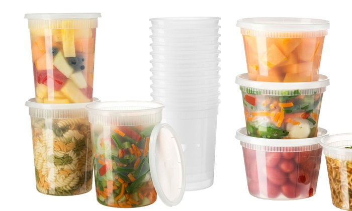 Up To 35 Off on Food Storage Containers Set Groupon Goods